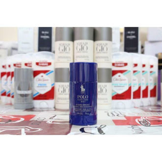 Lăn Khử Mùi Nước Hoa Polo Blue Deodorant Stick