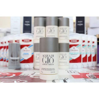 Lăn Khử Mùi Nước Hoa Acqua di Giò Giorgio Armani Deodorant Stick 75ml