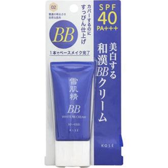 Kem Nền BB Cream Kose Sekkisei (Hàng Xách Tay Nội Địa Nhật)