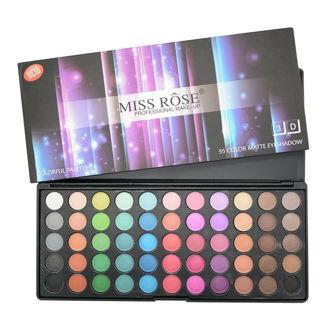 Hình ảnh củaMàu Mắt Miss Rose 55 Màu Cao Cấp - Chính Hãng - SALE SHOCK