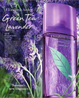 Green Tea Lavender for women 100ML