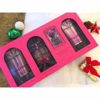 Bộ quà tặng nước hoa, dưỡng thể, sữa tắm Victoria's Secret Bombshell 50ml