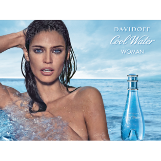 Davidoff Cool Water Woman 100ml