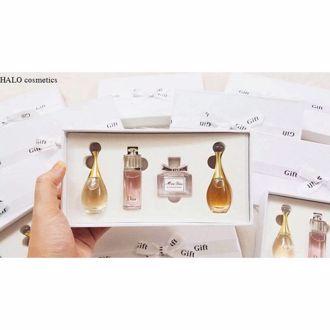 Bộ Nước Hoa Mini Dior (4 chai)