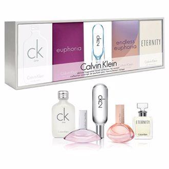 Hình ảnh củaBộ nước hoa nữ Calvin Klein phiên bản đặc biệt ( 5 sản phẩm)