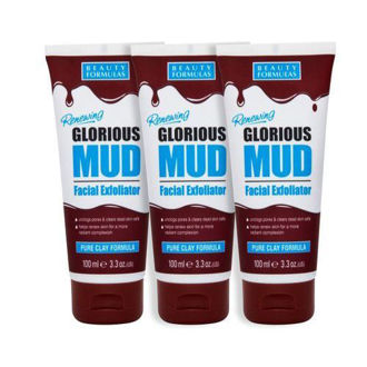 Hình ảnh củaSữa rửa mặt tẩy tế bào chết 100% Đất Sét Nguyên Chất Beauty Formulas Renewing Glorious Mud (Xách Tay Chính Hãng)