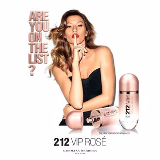 Carolina Herrera 212 VIP Rose For Women