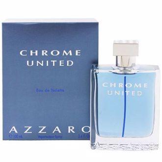 Azzaro Chrome United EDT 100ml