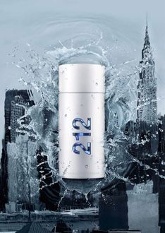 Carolina Herrera 212 Men Aqua 100ml
