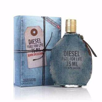Hình ảnh củaDiesel Fuel For Life Denim Collection Pour Homme 75ml