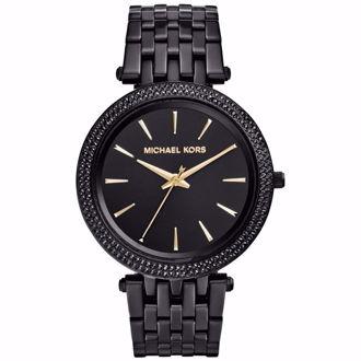 Hình ảnh củaĐồng Hồ Nữ MICHAEL KORS MK3337 Darci Black Watch 39mm (Xách Tay Chính Hãng)