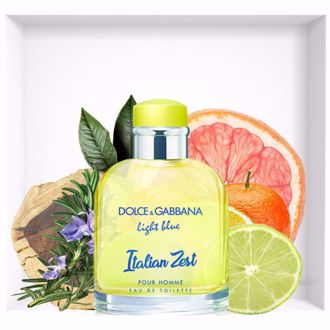 Dolce & Gabbana Light Blue Italian Zest EDT 125ml