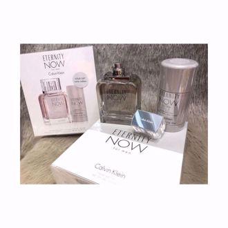 Hình ảnh củaBộ nước hoa, lăn khử mùi Calvin Klein Eternity Now For Men 100ml