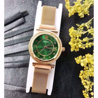 Hình ảnh củaĐồng Hồ Thời Trang Versace (Màu Xanh Lá)