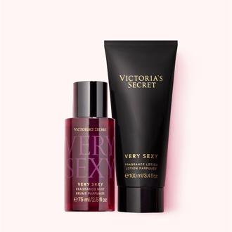 Bộ  Victoria's Secret Very Sexy Mist & Lotion