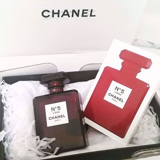 Chanel No.5 Leau Red Limited Edition EDT 100ml