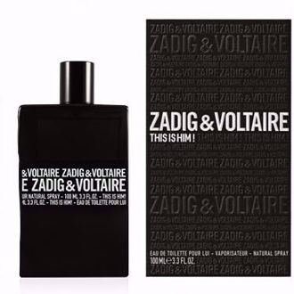 Zadig and Voltaire This Is Him EDP 100ml