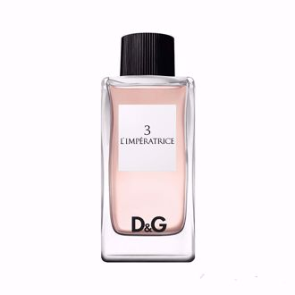 Dolce & Gabbana 3 L'imperatrice Pour Femme EDT 100ml
