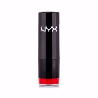Son Lì Dưỡng NYX Extra Creamy Round Lipstick Eros- Đỏ Tươi (Xách Tay Chính Hãng)