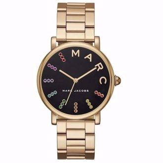 Hình ảnh củaĐồng Hồ Marc Jacobs Multicolor Classic Gold-tone Three-Hand 36mm (Xách Tay Chính Hãng)